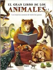 El gran libro de los animales: 9788427901575: Amazon.com: Books