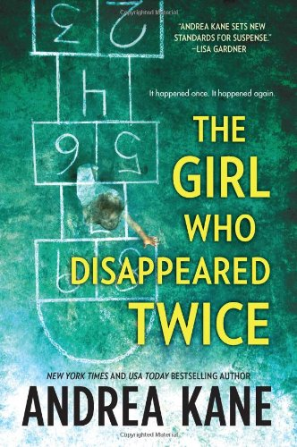 Image of The Girl Who Disappeared Twice