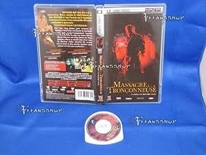 Massacre à la tronçonneuse (2003) [UMD pour PSP] [UMD]