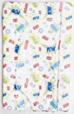 Baby Changing Mat Super Hero Blue