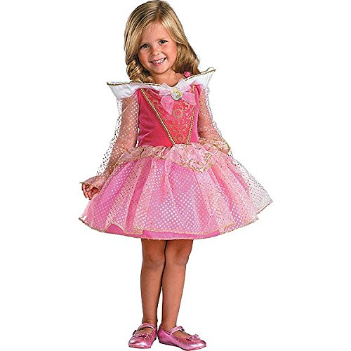 Aurora Ballerina Classic Costume - Toddler Large