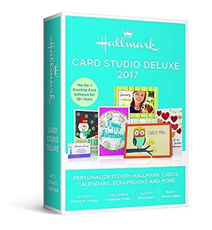 Nova Development US Hallmark Card Studio Deluxe 2017 2017