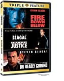 echange, troc Fire Down Below & Out for Justice & On Deadly [Import USA Zone 1]