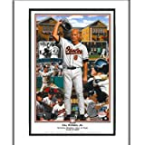 UNSIGNED Cal Ripken Jr. Legendary Sport Prints Postcard