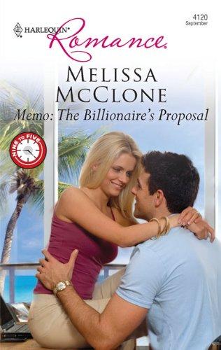 Image of Memo: The Billionaire's Proposal