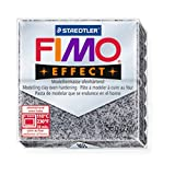 1 x STAEDTLER Granite (803) FIMO Effect Polymer Modelling Moulding Clay Block Colour 56g