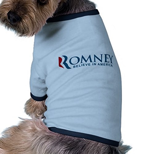 Mitt Romney 2012 Pet Clothes