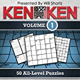 KenKen Vol. 1 Presented by Will Shortz