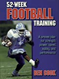 img - for 52-Week Football Training book / textbook / text book