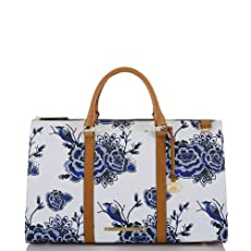 Anywhere Weekender Duffel<br>Blue Delft