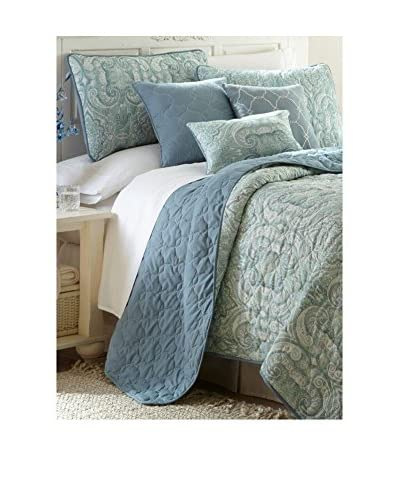 Luxury Home 6-Piece Reversible Bliss Quilt Set
