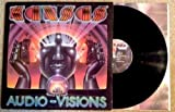 KANSAS Audio Visions LP Vinyl VG+ Cover VG++ 1980 Sterling