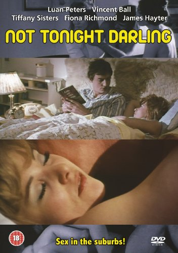 Not Tonight Darling [DVD]