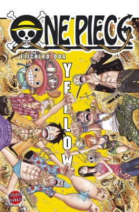 One Piece: Yellow. Grand Elements