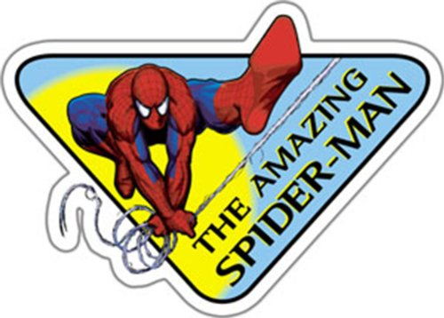 Licenses Products Spider-Man Spidy Sign Sticker