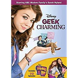 Geek Charming (Two-Disc DVD + Bonus DVD + Best Friend Charm Set)