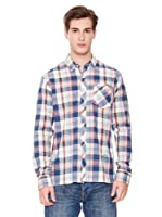 Tommy Hilfiger Camisa Zion L / S (multicolor)