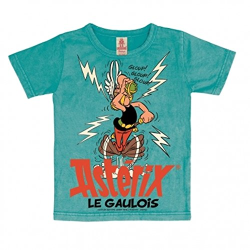 kinder-t-shirt-asterix-le-gaulois-turkis-stoned-washed-vintage-look-von-logoshirt-92-98