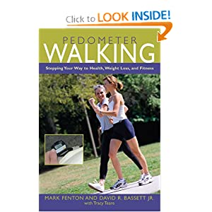 Click to buy Lose Weight Walking: Pedometer Walking: Stepping Your Way to Health, Weight Loss, and Fitness from Amazon!