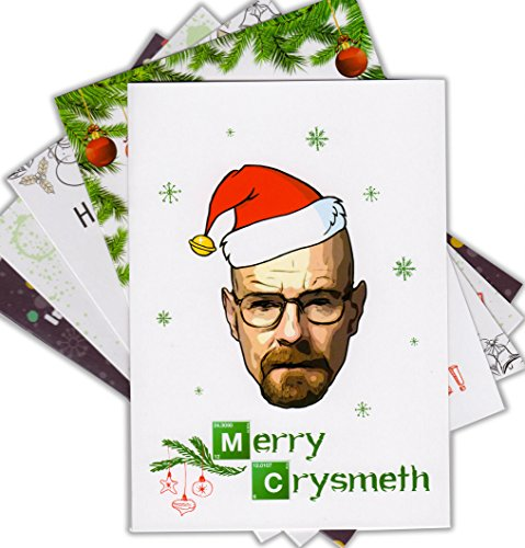 set-of-5-silly-celebrity-christmas-cards-by-locker-room-talk-cards-w-envelopes-5x7-oj-simpson-steve-
