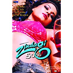 Zindagi 50-50 - DVD (Hindi Movie / Bollywood Film / Indian Cinema) 2013