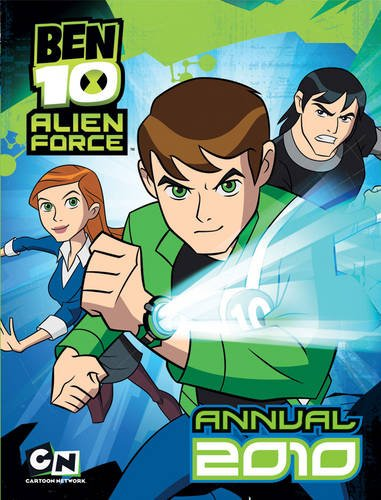 Ben 10 Alien Force Annual 2010