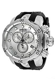 Invicta Reserve Subaqua Venom Chronograph Silver Dial Mens Watch 6116