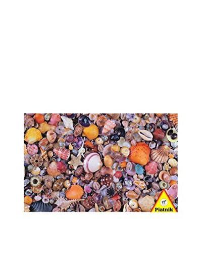 Piatnik of America, Inc. 1,000-Piece Sea Shells Puzzle