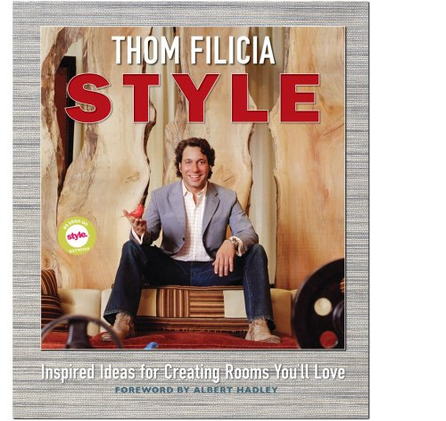 Thom Filicia Style: Inspired Ideas For Creating Rooms You'Ll Love front-941651