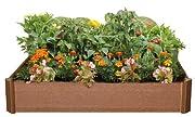 Greenland Gardener 6-Inch Raised Bed Garden Kit