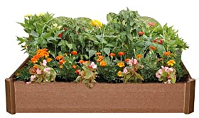Greenland Gardener 6-Inch Raised Bed Garden Kit