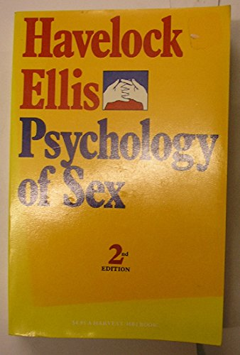 Psychology of Sex: A Manual for Students