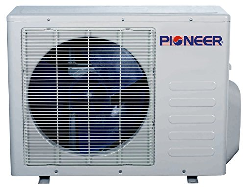 Pioneer Ductless Wall Mount Multi Split Inverter Air Conditioner with Heat Pump (Pioneer Mini Split Inverter compare prices)