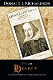 img - for The Life of Henry V: An Annotated Edition of the Shakespeare Play book / textbook / text book