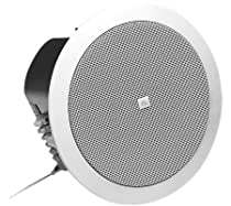 JBL Control 24C Micro Ceiling Speaker 4 Inch 30 Watt 1/2 Inch Polycarbonate Tweeter- PRICED AND SOLD AS A PAIR