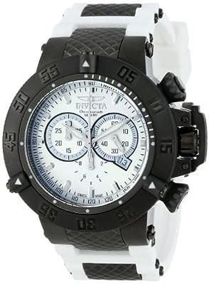 Invicta Men's 11840 Subaqua Noma III Analog Display Swiss Quartz White Watch