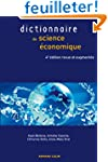 Dictionnaire de science �conomique