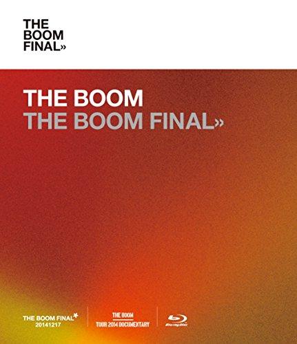 THE BOOM FINAL(通常盤 Blu-ray)