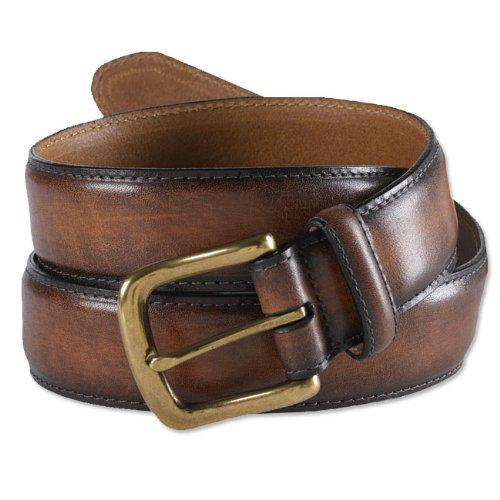 Orvis Men's Canal Street Leather Belt
