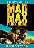 Mad Max: Fury Road (Blu-ray 3D + Blu-ray + DVD +UltraViolet) from Warner Home Video