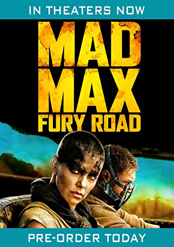 Mad Max: Fury Road (Special Edition DVD + UltraViolet)