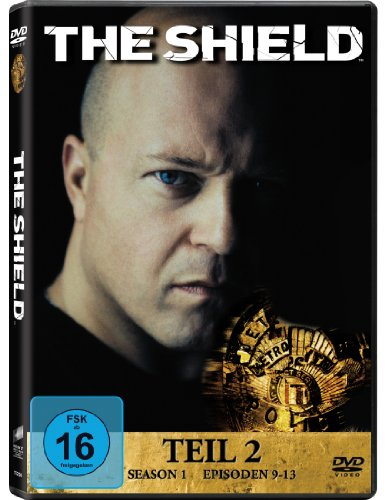 The Shield - Season 1, Vol.2 [2 DVDs]