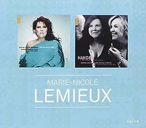 Marie-Nicole Lemieux: Ne Me Refuse pas & Streams of Pleasure