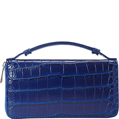 rebecca-rifka-croc-embossed-zip-around-wallet-cobalt