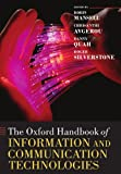 img - for The Oxford Handbook of Information and Communication Technologies (Oxford Handbooks) book / textbook / text book