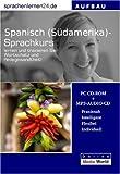 echange, troc Udo Gollub - Sprachenlernen24.de Spanisch für Südamerika-Aufbau-Sprachkurs: CD-ROM für Windows/Linux/Mac OS X + MP3-Audio-CD für Compute