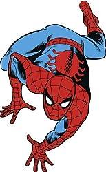 Marvel Comics Spiderman Classic Wall Decal 23.5 x38