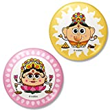 Gifts for Friend Fridge Magnet Laxmi Gnesha Magnets Home Décor