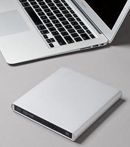 Aluminum External USB DVD RW RW Super Drive