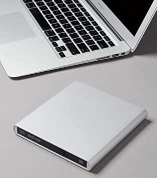Aluminum External USB Blu Ray Writer Super Drive